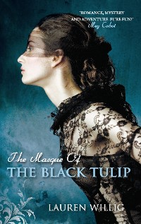 Cover The Masque of the Black Tulip