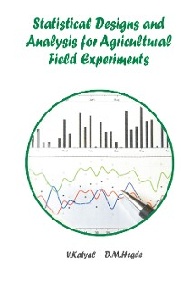 Cover Statistical Designs And Analysis For Agricultural Field Experiments