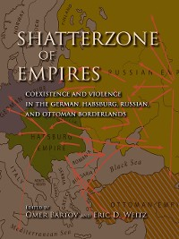 Cover Shatterzone of Empires