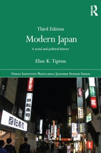Cover Modern Japan