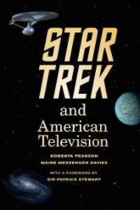Cover Star Trek and American Television