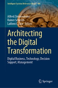 Cover Architecting the Digital Transformation
