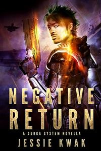 Cover Negative Return: A Durga System Novella