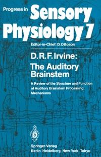 Cover Auditory Brainstem