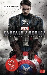 Cover Marvel Captain America – The First Avenger