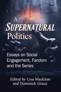 Cover Supernatural Politics