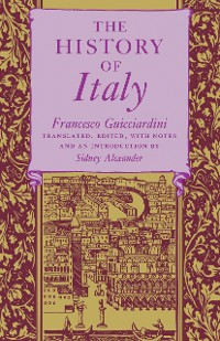 Cover The History of Italy