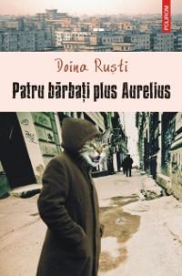 Cover Patru barbati plus Aurelius