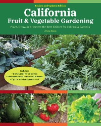 Cover California Fruit & Vegetable Gardening, 2nd Edition
