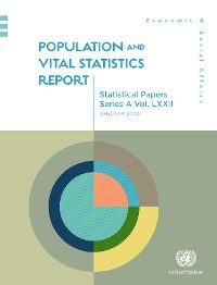 Cover Population and Vital Statistics Report