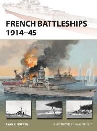Cover French Battleships 1914 45