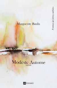 Cover Modeste Autome