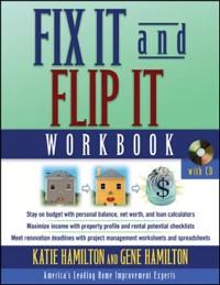 Cover Fix It & Flip It Workbook