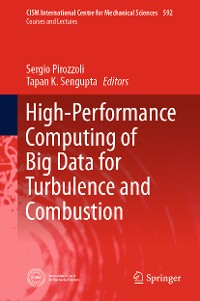 Cover High-Performance Computing of Big Data for Turbulence and Combustion