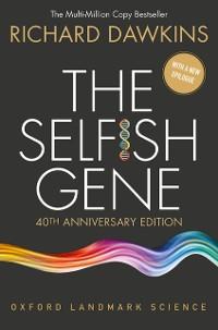 Cover Selfish Gene