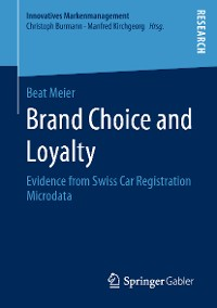 Cover Brand Choice and Loyalty