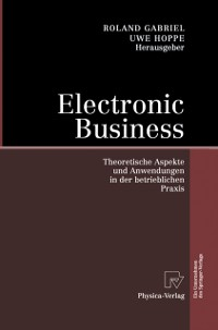 Cover Electronic Business