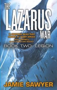 Cover Lazarus War: Legion