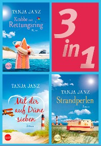 Cover Sommer in St. Peter-Ording - drei nordfriesische Romane (3in1-eBundle)
