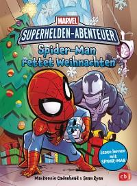 Cover MARVEL Superhelden Abenteuer – Spider-Man rettet Weihnachten