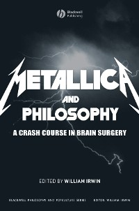 Cover Metallica and Philosophy