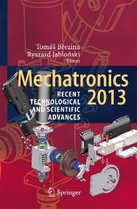 Cover Mechatronics 2013