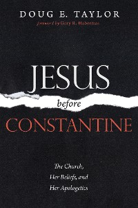 Cover Jesus Before Constantine