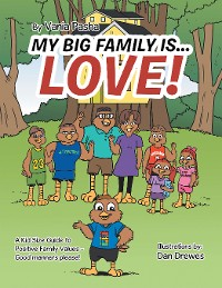 Cover My Big Family Is . . . Love!