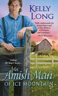 Cover An Amish Man of Ice Mountain