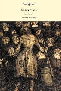 Cover Rip Van Winkle - Illustrated by Arthur Rackham