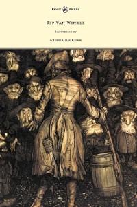 Cover Rip Van Winkle - Illustrated by Arthur Rackham