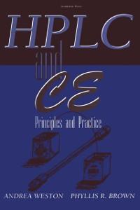 Cover High Performance Liquid Chromatography & Capillary Electrophoresis