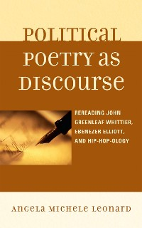 Cover Political Poetry as Discourse