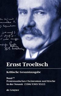 Cover Protestantisches Christentum und Kirche in der Neuzeit
