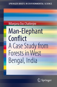 Cover Man–Elephant Conflict