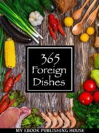 Cover 365 Foreign Dishes