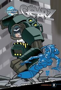 Cover Gearz: Superficial #2