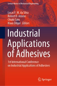 Cover Industrial Applications of Adhesives