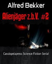 Cover Alienjäger z.b.V.  #2