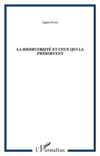 Cover La biodiversite et ceux qui la preservent