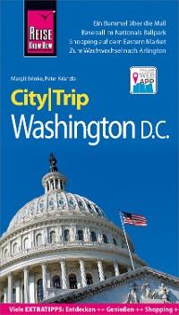 Cover Reise Know-How CityTrip Washington D.C.