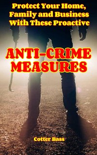 Cover ANTI-CRIME MEASURES