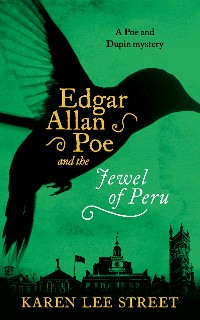Cover Edgar Allan Poe and the Jewel of Peru