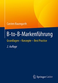 Cover B-to-B-Markenführung