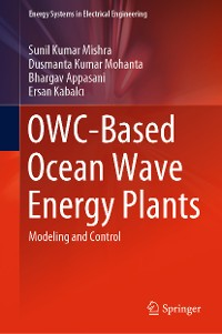 Cover OWC-Based Ocean Wave Energy Plants