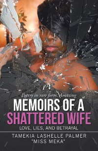 Cover Memoirs of a Shattered Wife