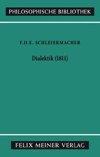 Cover Dialektik (1811)
