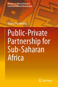 Cover Public–Private Partnership for Sub-Saharan Africa