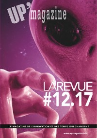 Cover LaRevue 12.17 de UP' Magazine