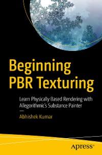 Cover Beginning PBR Texturing